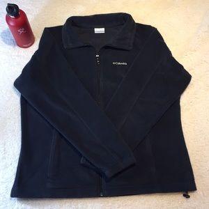 Columbia Sportswear Black Fleece Jacket